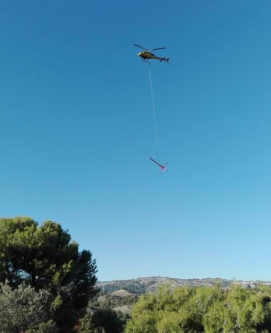 Elicottero Giallo : Trebisacce elicottero giallo svelato l arcano