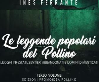 """Castrovillari: presentazione libro """"Le leggende popolari del Pollino"""" di Ines Ferrante - Sibarinet.it"""