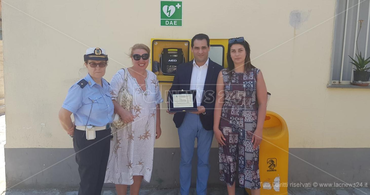 Terranova da sibari citt cardioprotetta donato un for Comune di terranova da sibari